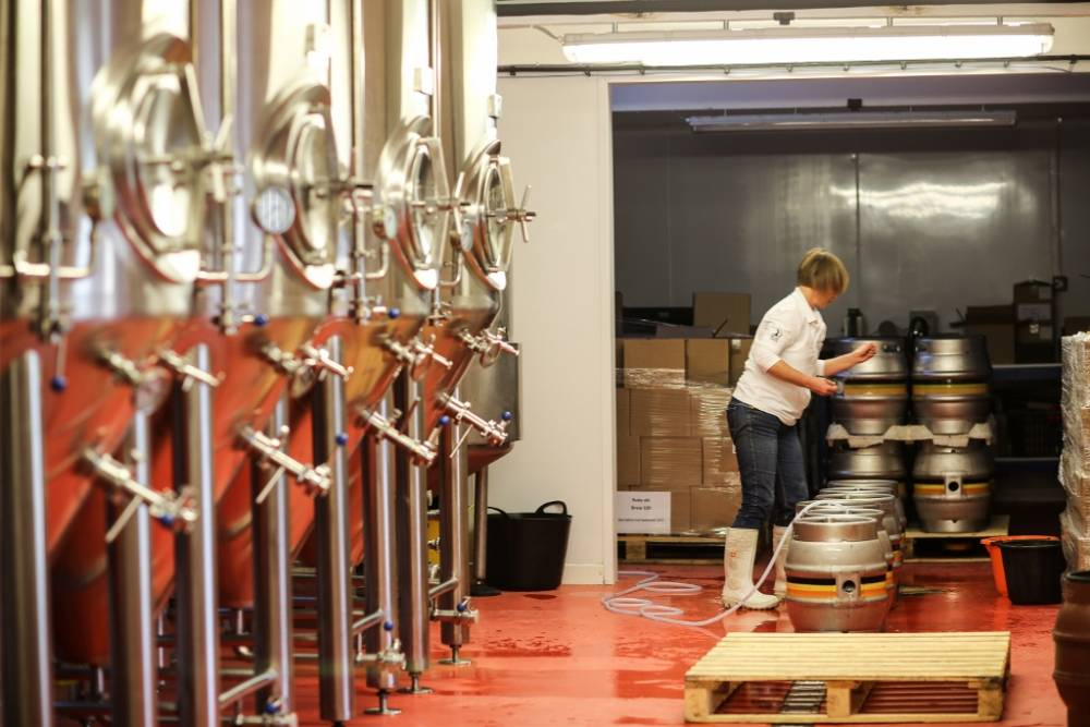 Join our brewing team – cask & keg brewer North Norfolk