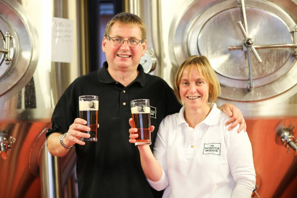 Moon Gazer ale catches the eye as regional award finalist