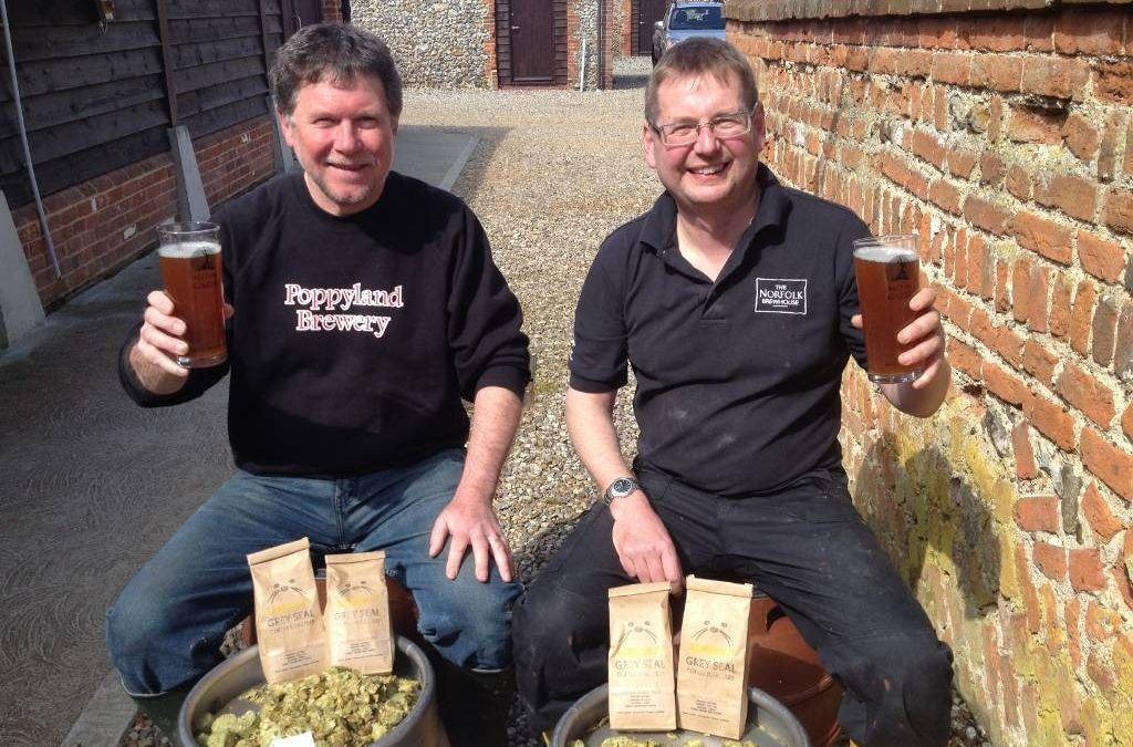 Brewing up interest in coffee and ale